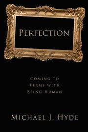 Perfection by Michael J. Hyde image