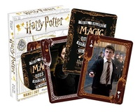 Harry Potter: Playing Card Set - Wands Out