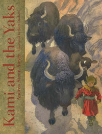 Kami and the Yaks by Andrea Stenn Stryer image