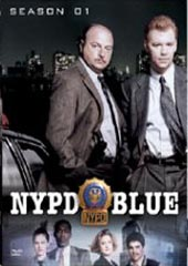 NYPD Blue S1 Box Set (6 Disc) on DVD