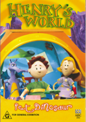 Henry's World - Pet Dinosaur on DVD