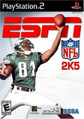 ESPN NFL 2K5 for PlayStation 2