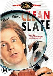 Clean Slate on DVD