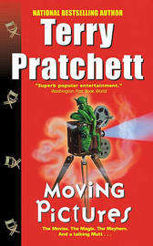 Moving Pictures by Terry Pratchett image