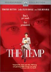 The Temp on DVD
