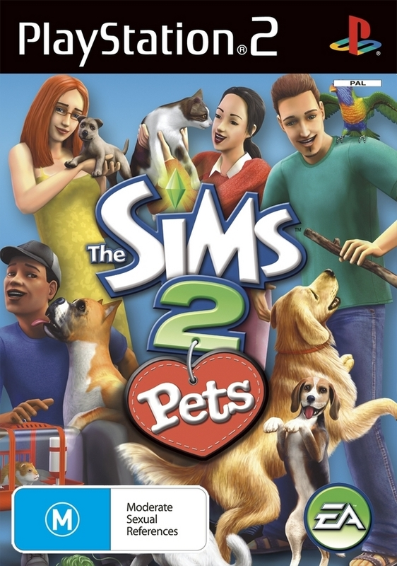 The Sims 2: Pets for PlayStation 2