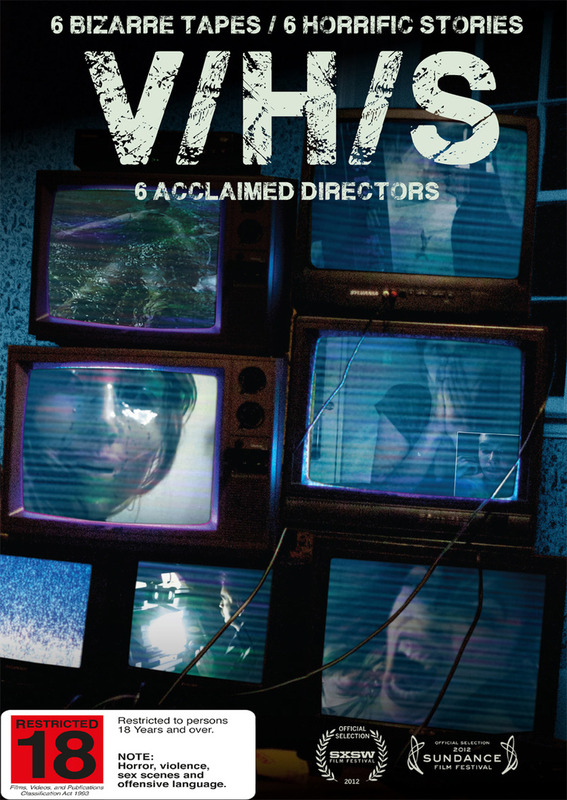 V/H/S on DVD