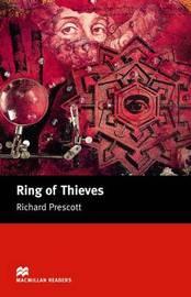 Macmillan Readers Ring of Thieves Intermediate Reader by Richard Prescott