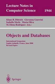 Objects and Databases