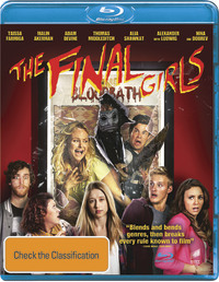 The Final Girls on Blu-ray