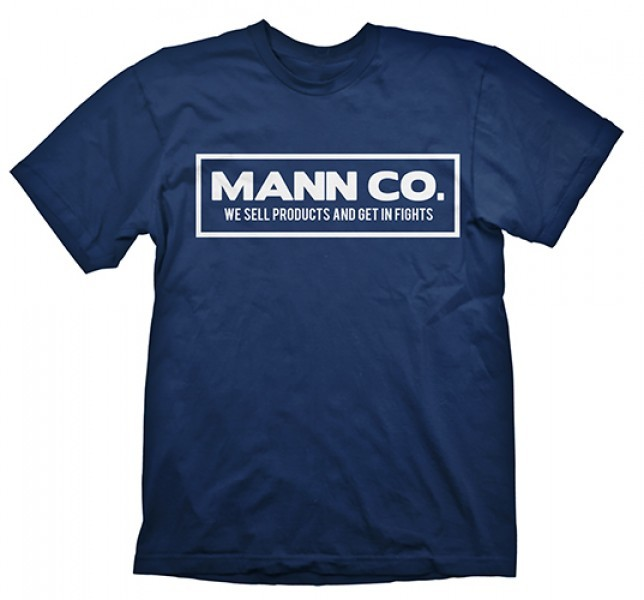 Team Fortress 2 Mann Co. T-Shirt (X-Large) image
