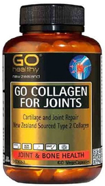 Go Healthy: GO Collagen For Joints (60 Capsules)