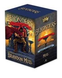 Beyonders Boxed Set (Complete Trilogy) by Brandon Mull