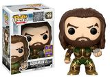Justice League - Aquaman (with Mother Box) Pop! Vinyl Figure (LIMIT - ONE PER CUSTOMER)
