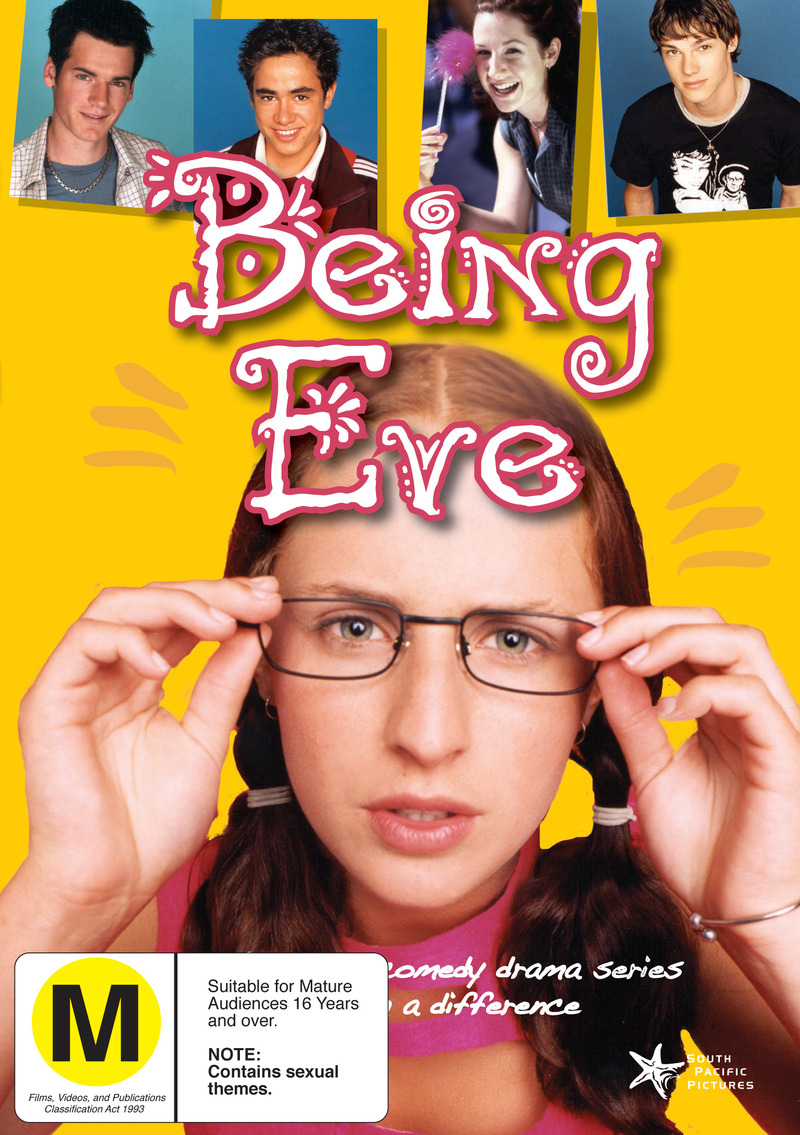 Being Eve (3 Disc Set) on DVD image