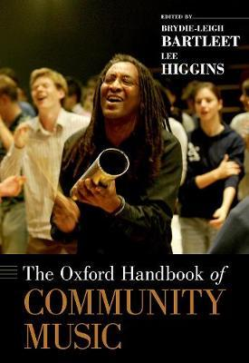The Oxford Handbook of Community Music image