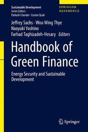 Handbook of Green Finance