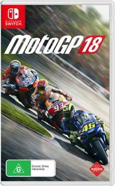 Moto GP 18 for Nintendo Switch