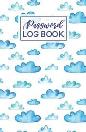 Password Log Book by Pink Willow Print