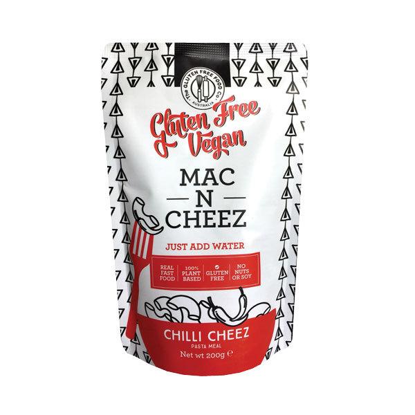 Gluten Free Vegan Mac n Cheez - Chilli Cheez (200g)