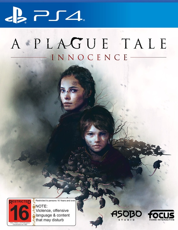 A Plague Tale: Innocence for PS4