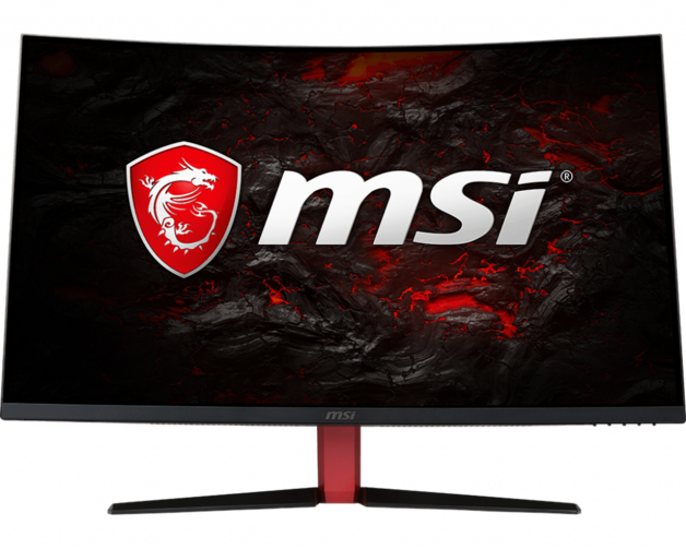 """32"""" MSI 165Hz 1ms FHD Curved Gaming Monitor"""