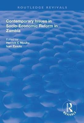 Contemporary Issues in Socio-Economic Reform in Zambia