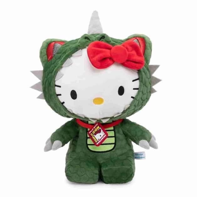 "Sanrio: Hello Kitty (Kaiju Cosplay) - 16"" Plush"