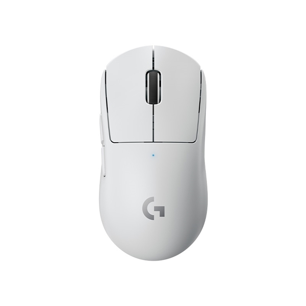 Logitech G PRO X Superlight Wireless Gaming Mouse - White for PC