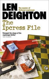 The Ipcress File by Len Deighton image