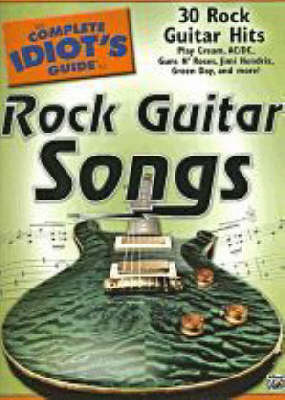 The Complete Idiot's Guide to Rock Guitar Songs image