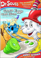 Green Eggs and Ham and Other Favorites on DVD