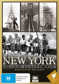 New York: A Documentary Film on DVD