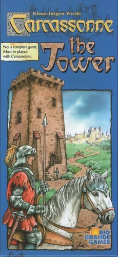 Carcassonne Expansion - The Tower