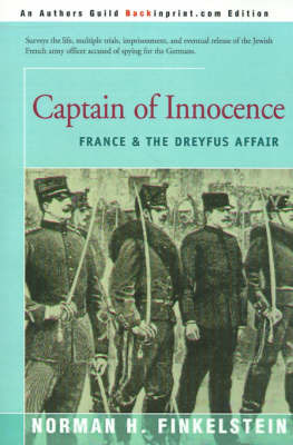 Captain of Innocence by Norman H Finkelstein