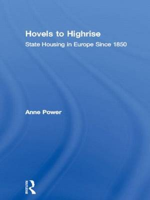 Hovels to Highrise by Anne Power image