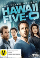 Hawaii Five-O - The Complete Third Season on DVD