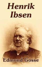 Henrik Ibsen by Edmund Gosse image