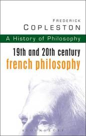 History of Philosophy: Vol 9 by Frederick C Copleston image