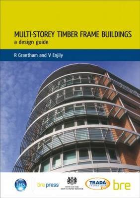 Multi-storey Timber Frame Buildings by Mostyn Bullock image