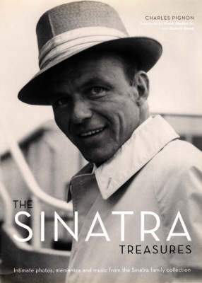 The Sinatra Treasures by Charles Pignon image