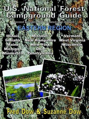 U.S. National Forest Campground Guide - Eastern Region by Fred Dow image