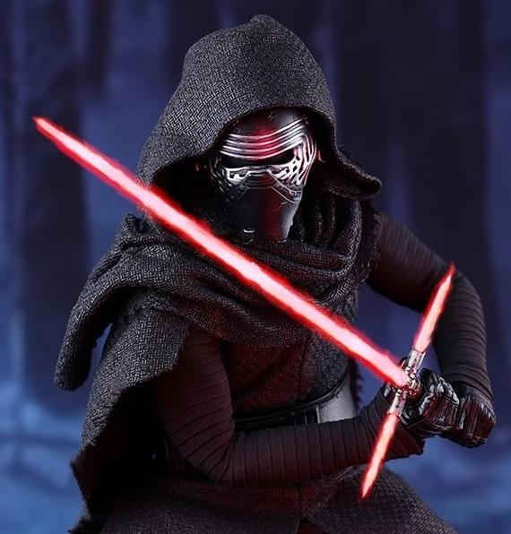 """Star Wars: The Force Awakens - 12"""" Kylo Ren Figure"""