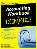 Accounting Workbook For Dummies by Jane Kelly