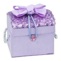 Pink Poppy: Twinkle Fairy Tooth Chest - Lilac