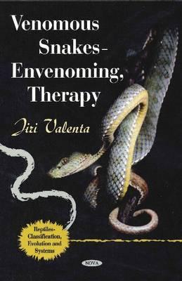 Venomous Snakes by Jiri Valenta