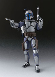 Star Wars: S.H.Figuarts - Jango Fett Figure