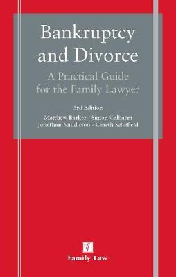 Bankruptcy and Divorce by Matthew Barker