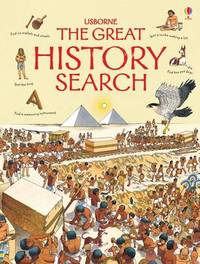 The Great History Search by Kamini Khanduri image