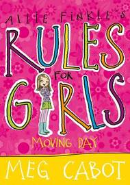 Allie Finkle's Rules for Girls: Moving Day by Meg Cabot image